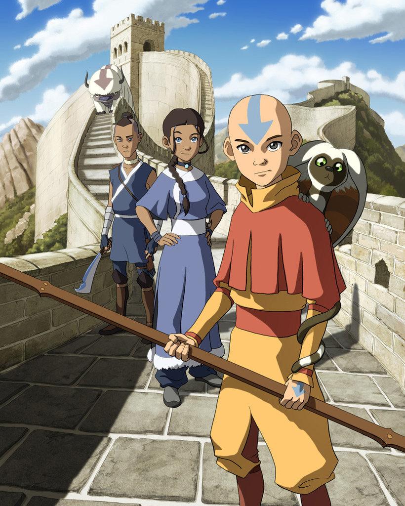 avatar die legende von aang