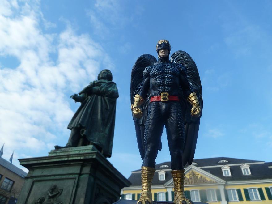 Birdman in Bonn 1