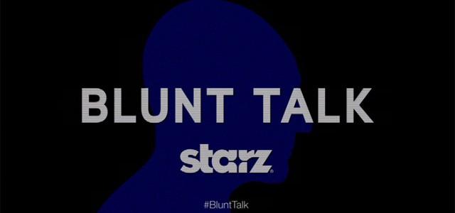 """Patrick Stewart als koksender Nachrichtenmann im Teaser zu """"Blunt Talk"""""""