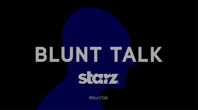 Blunt Talk Teaser
