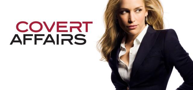 """Die Spionageserie """"Covert Affairs"""" mit Piper Perabo wurde eingestellt"""