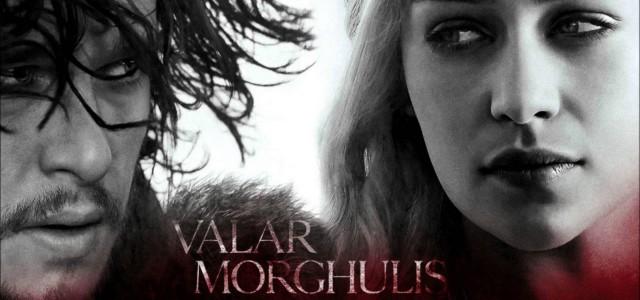 """Umwerfende spoilerhaltige IMAX-Poster zu """"Game of Thrones"""""""