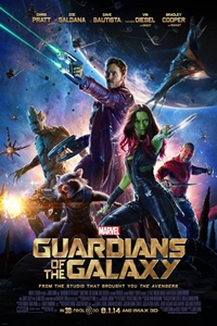 Guardians of the Galaxy Oscars Vorschau 2014