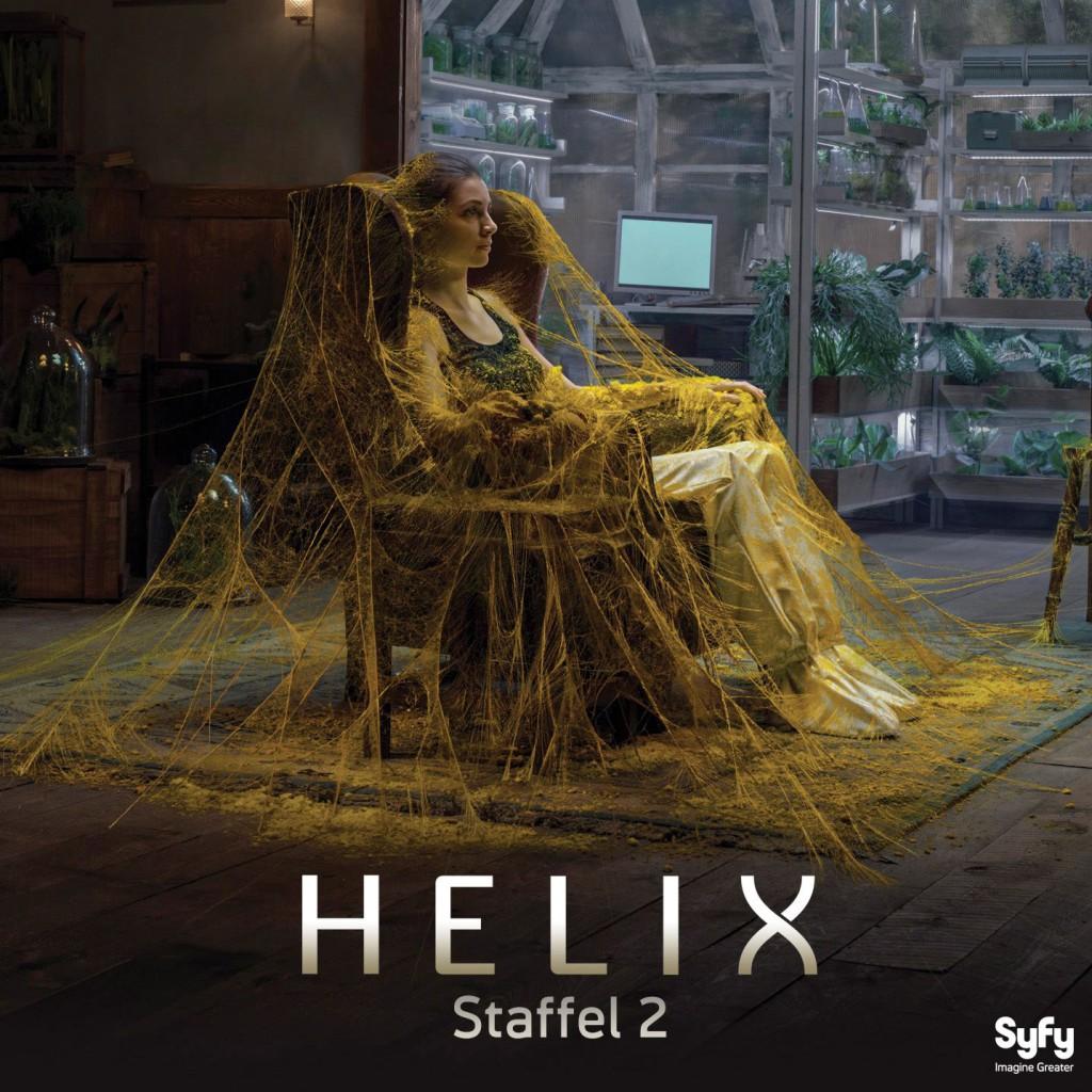 Helix Staffel 2 SyFy Deutschland