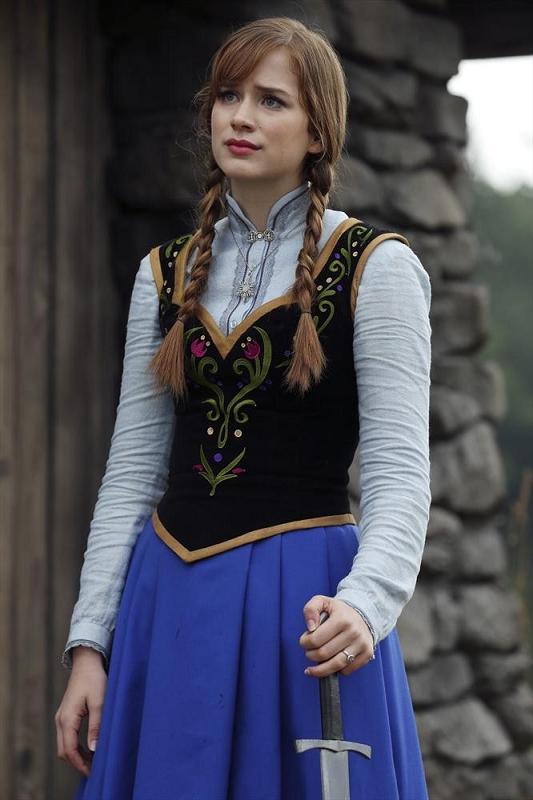 Supergirl Schauspielerin 1