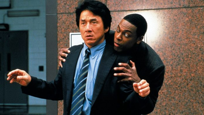 Rush Hour TV Serie