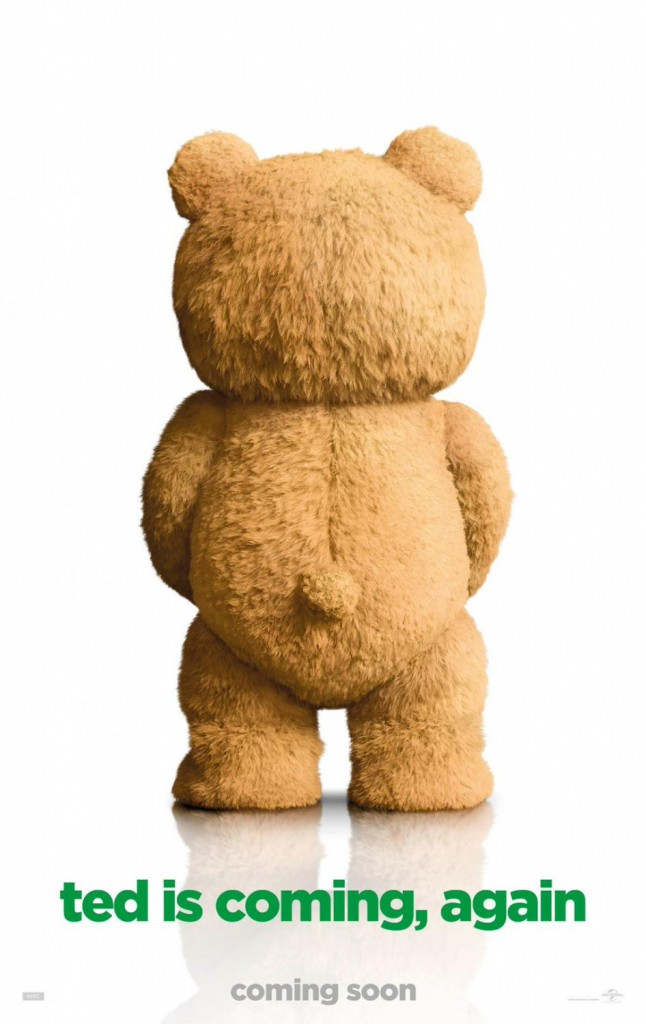 Ted 2 Trailer & Poster