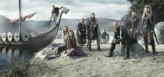 """""""Vikings"""" Season 3: Drei kurze Teaser und ein neues Cast-Foto"""