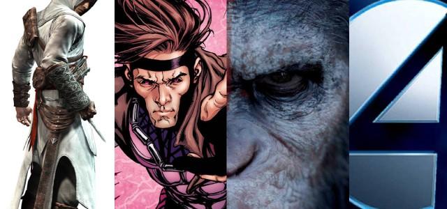 Neue Termine für X-Men-Spin-Off, Assassin's Creed und vieles mehr