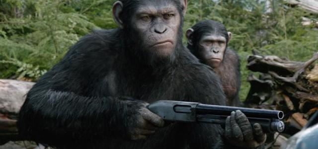 Die Effekte-Spezialisten der Visual Effects Society zeichnen Planet der Affen aus