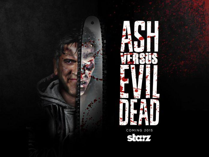 Ash vs Evil Dead Hauptdarstellerin
