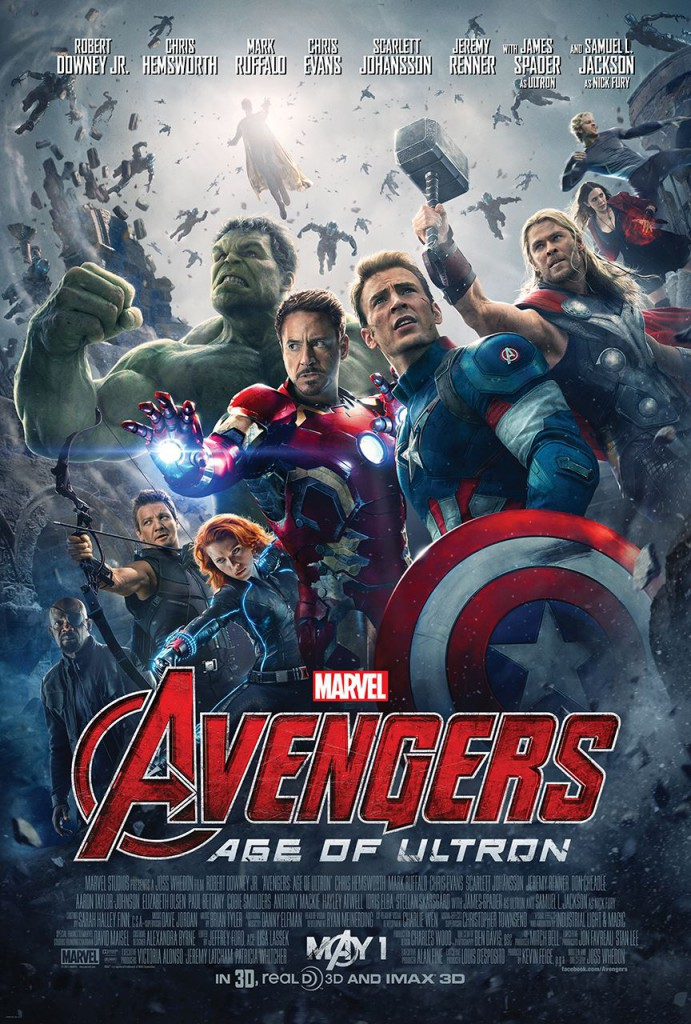 Avengers Age of Ultron Poster 1