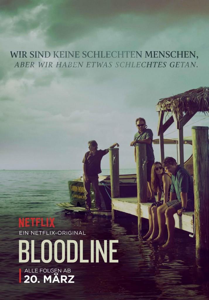 Bloodline Netflix Poster 1