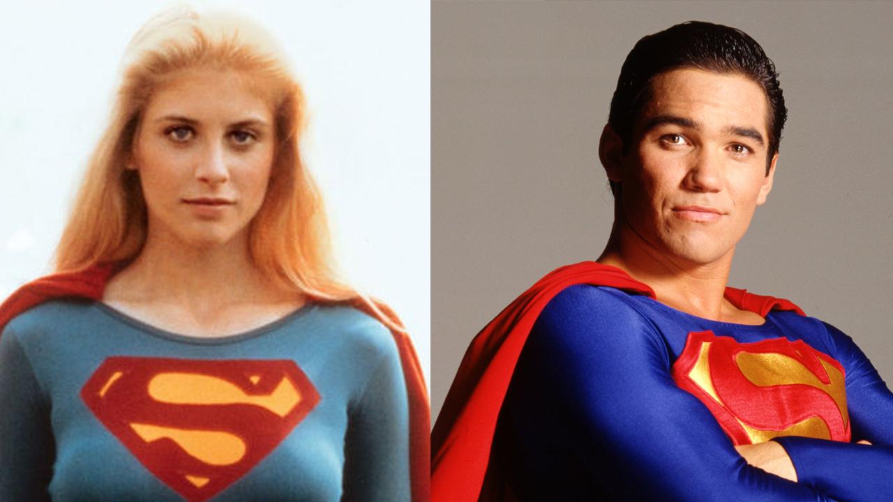 Supergirl Dean Cain Helen Slater