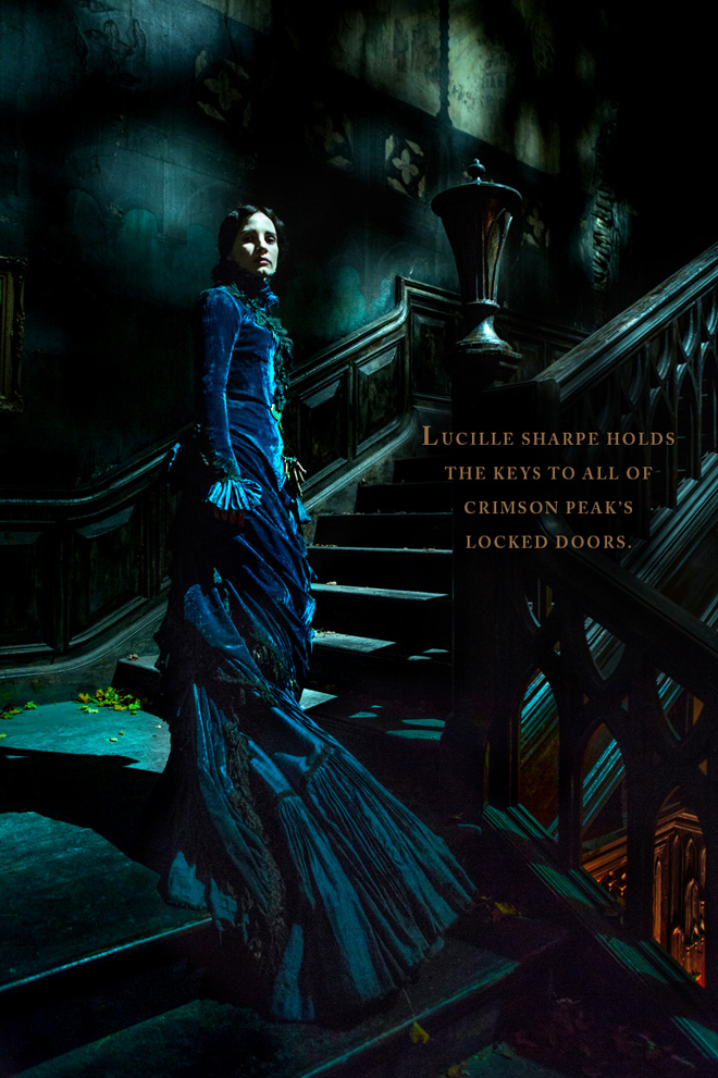 Crimson Peak Trailer & Poster 5
