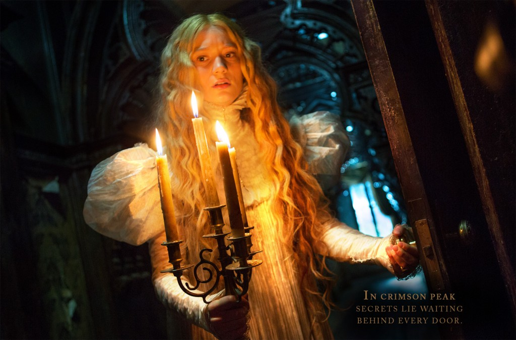 Crimson Peak Trailer & Poster 3