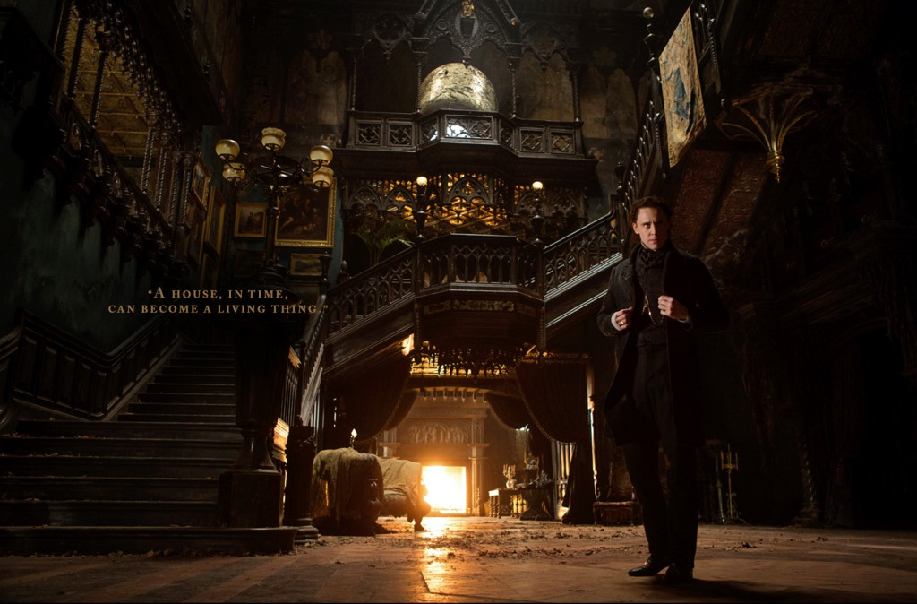 Crimson Peak Trailer & Poster 2