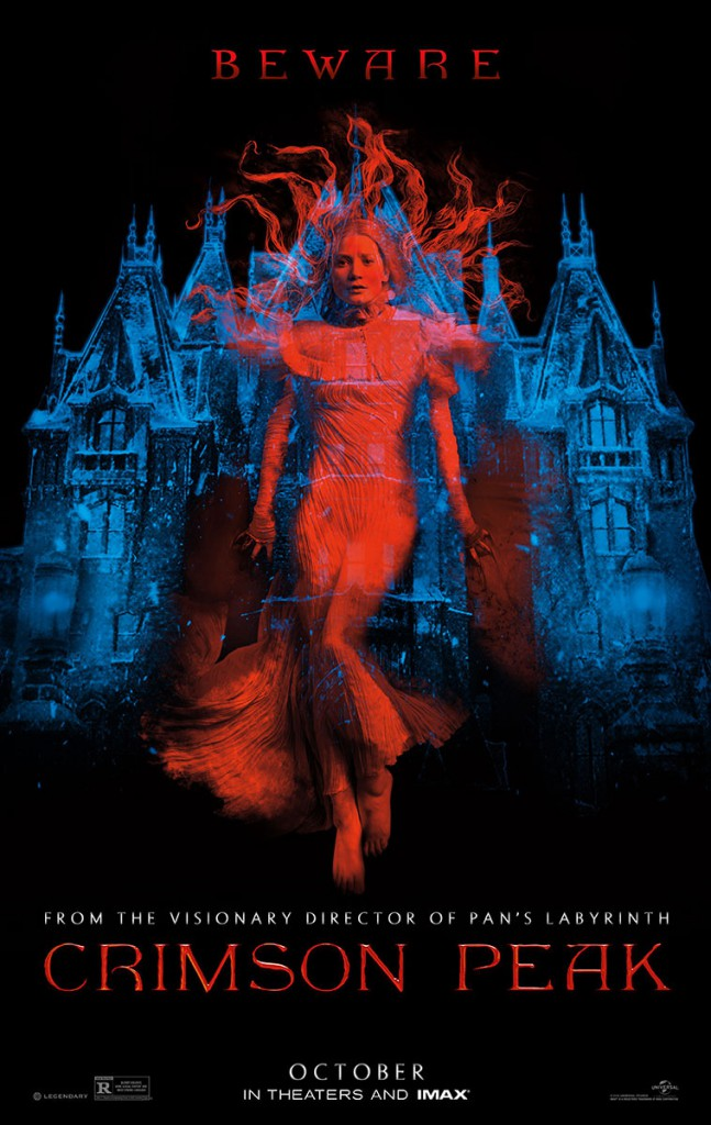 Crimson Peak Trailer & Poster 1