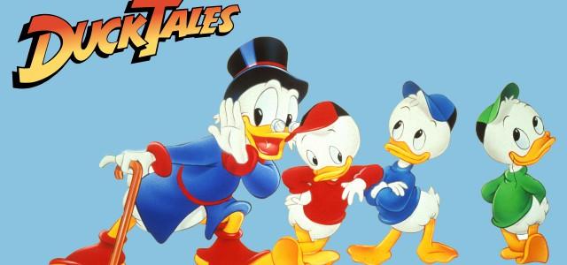 """Disney bringt die """"DuckTales"""" 2017 ins Fernsehen zurück!"""
