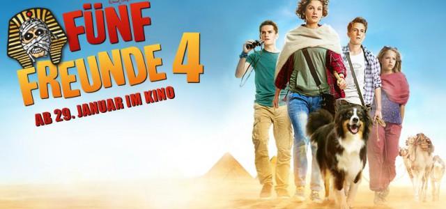 Fünf Freunde 4 – Der Cast im exklusiven Interview