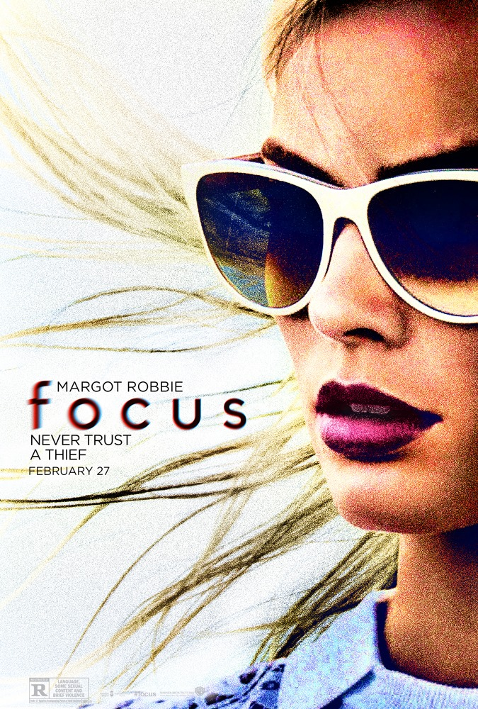 Will Smith Focus Poster 2
