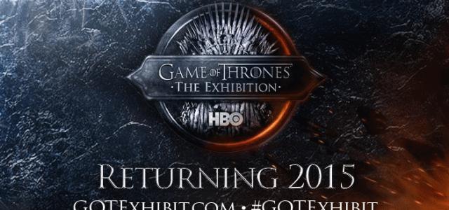 """""""Game of Thrones"""" – Die Ausstellung kommt im Mai nach Berlin!"""