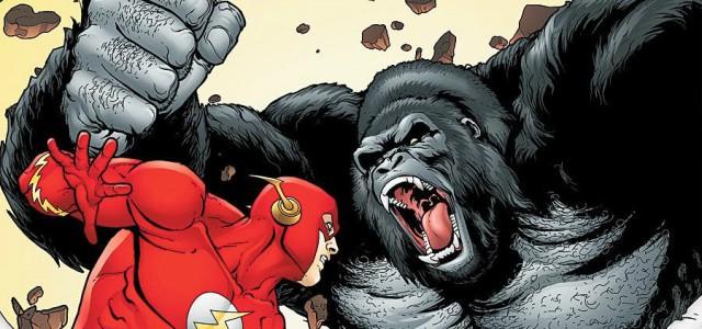 """Neuer Teaser kündigt die Ankunft von Gorilla Grodd bei """"The Flash"""" an"""