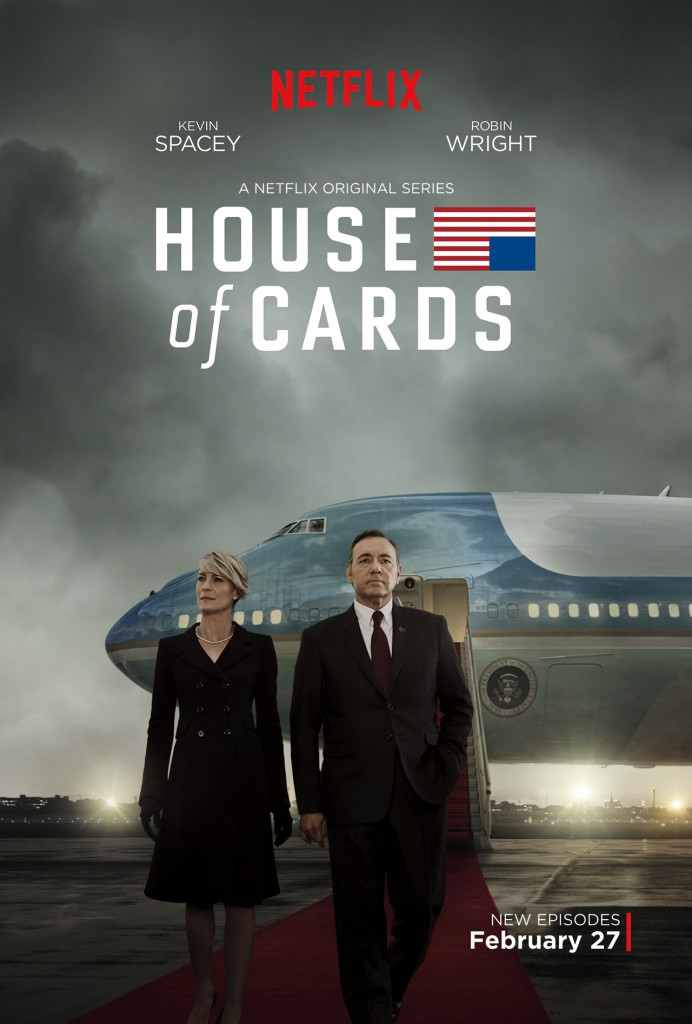 House of Cards Season 3 Poster 1