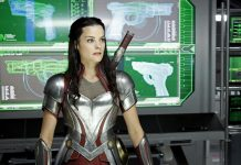 Agents of Shield Lady Sif