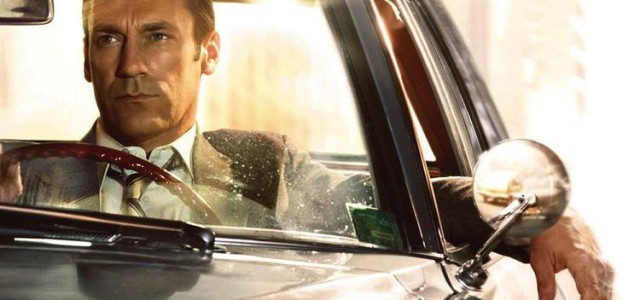 """Don Draper fährt vor: Poster zu den finalen Folgen von """"Mad Men"""""""