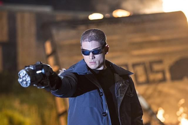 The Flash Arrow Spin Off Wentworth Miller