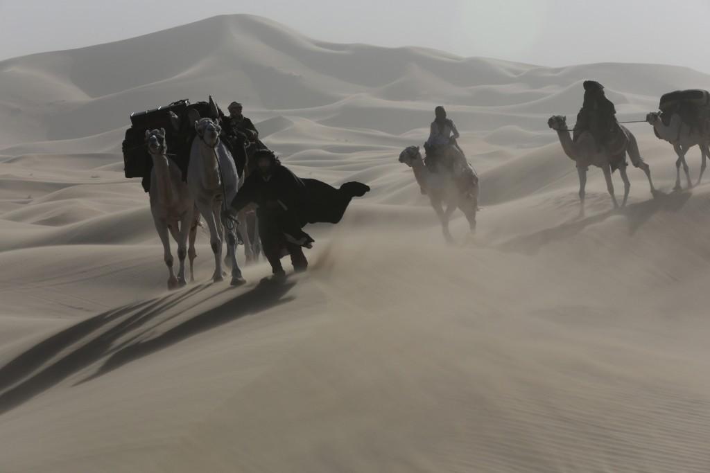 Queen of the Desert (2015) Filmbild 3