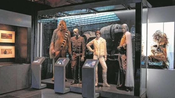 Star Wars Ausstellung Köln 1