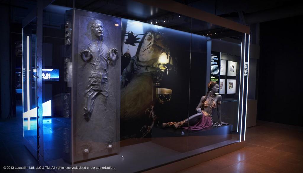 Star Wars Ausstellung Köln 2