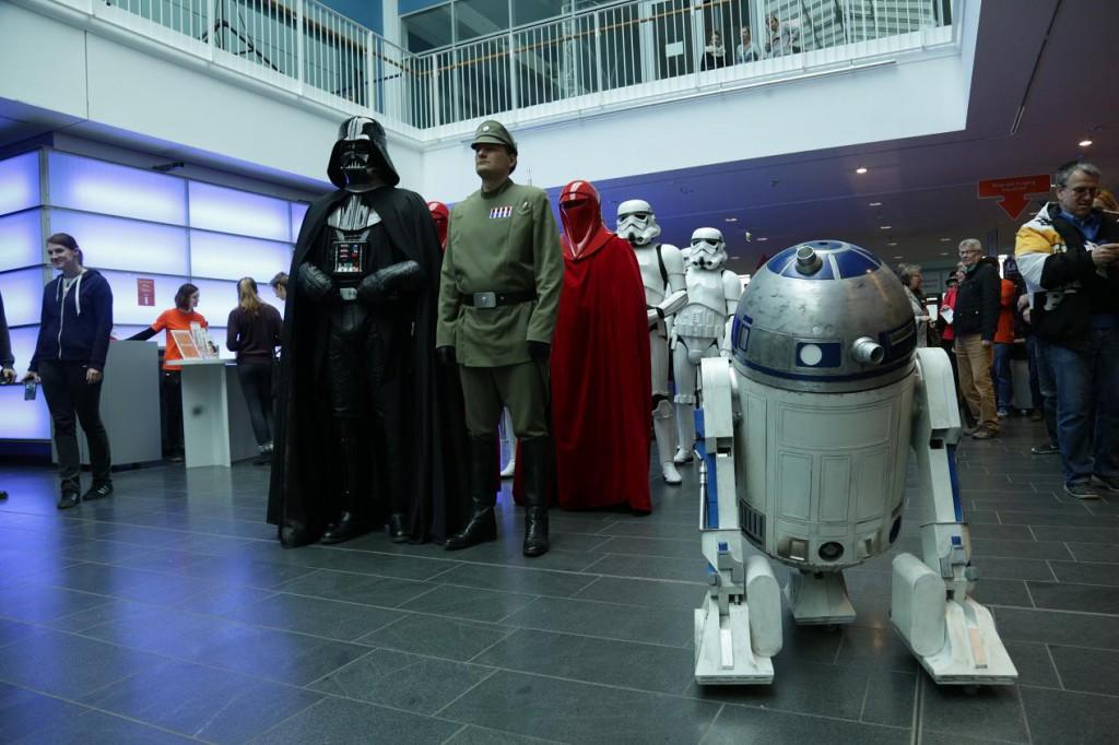 Star Wars Ausstellung Köln 4