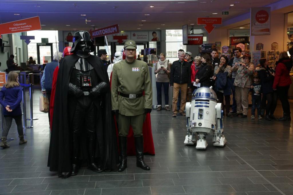 Star Wars Ausstellung Köln 5
