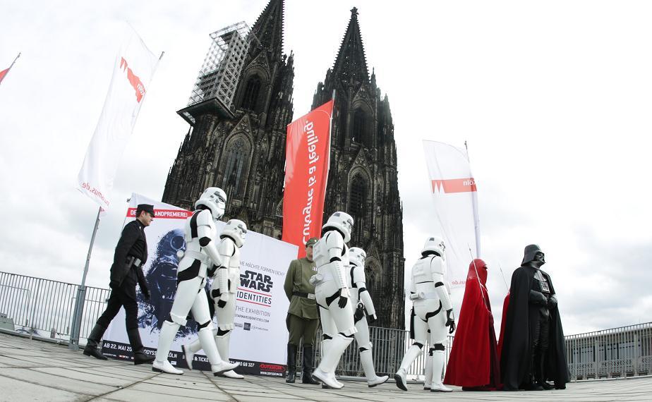Star Wars Ausstellung Köln 3