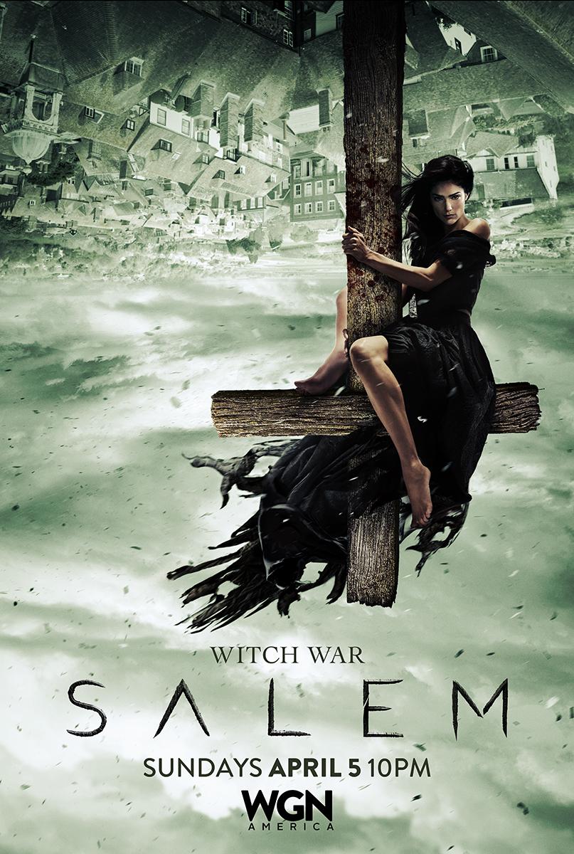 """""""Salem: Witch War..."""
