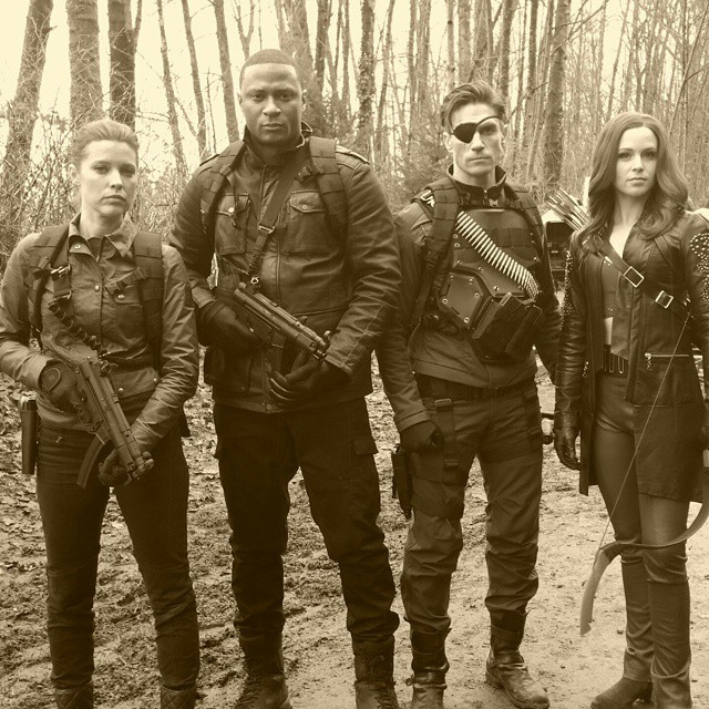 Suicide Squad Arrow 1