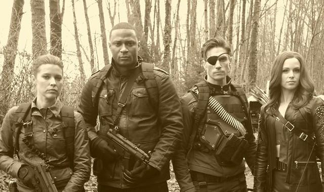 Suicide Squad Arrow