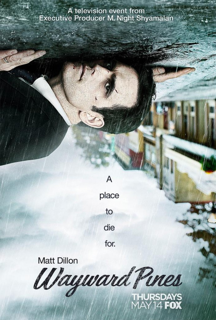 Wayward Pines Trailer & Poster