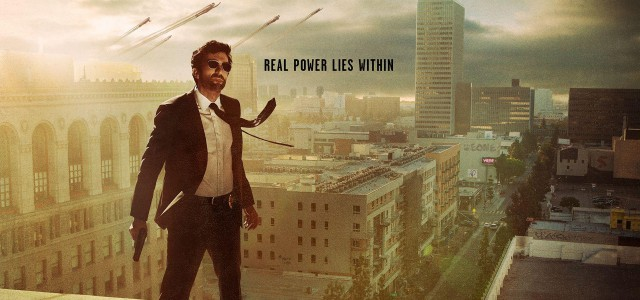 """""""Powers"""": Schaut hinter die Kulissen der neuen Superheldenserie"""