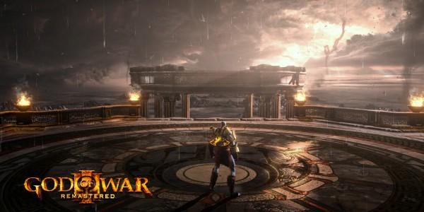 """Kratos kommt auf die PS4 im """"God of War 3 Remastered""""-Trailer"""