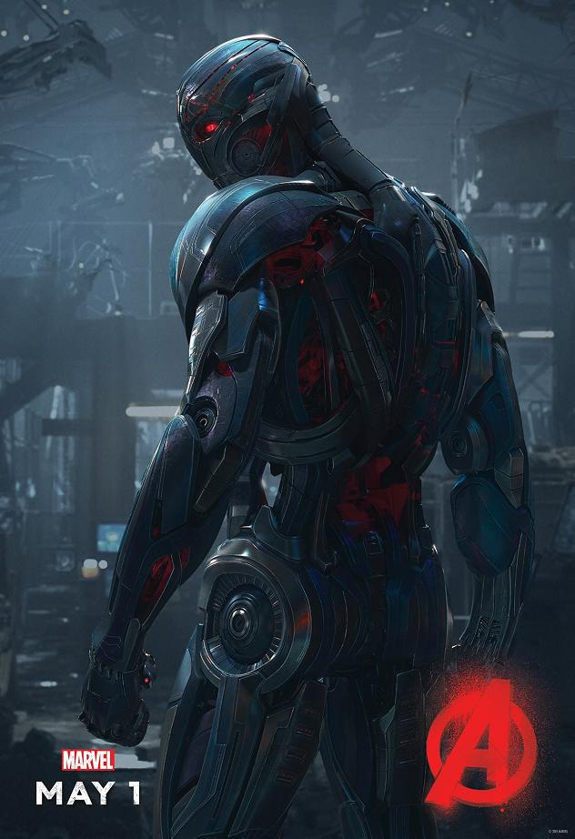 Avengers Age of Ultron Spots & Poster