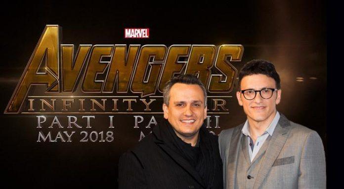 Avengers 3 Regie