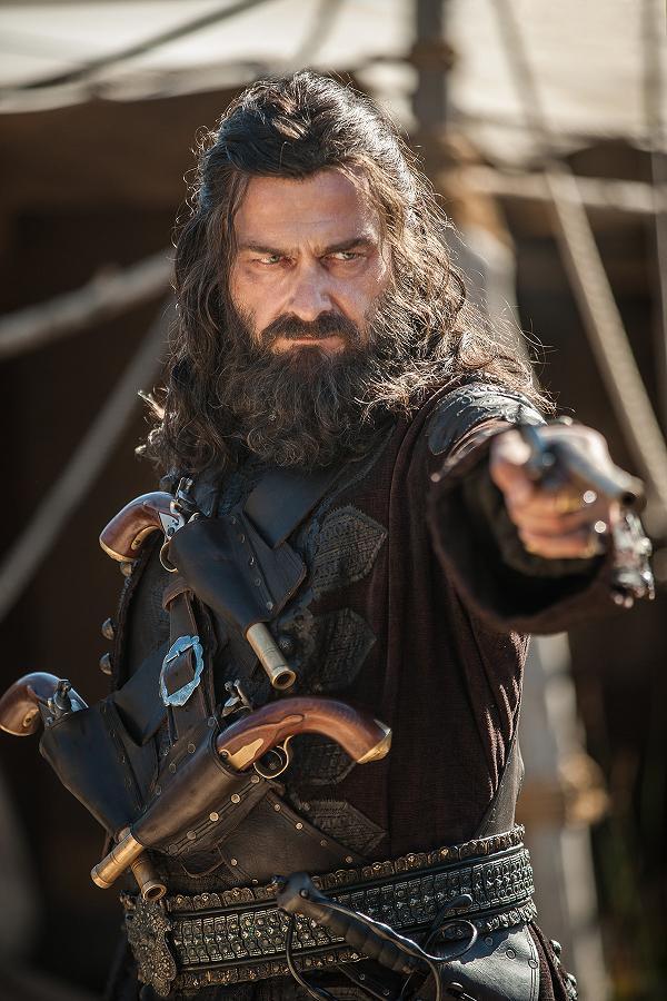 Black Sails Staffel 3 Blackbeard Bild