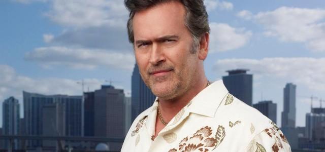 """Bruce Campbell for President! In """"Fargo"""" spielt er Ronald Reagan"""