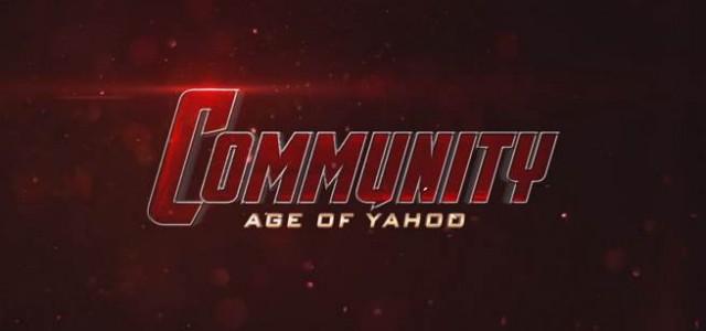"""Age of Yahoo: """"Community"""" lebt weiter im neuen Trailer zu Season 6"""