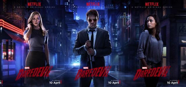"""""""Daredevil"""" – Neuer TV-Spot und coole Charakterposter zur Netflix-Serie"""