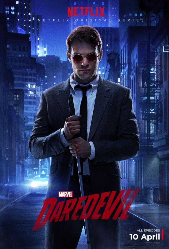 Daredevil Serie Poster Matt Murdock